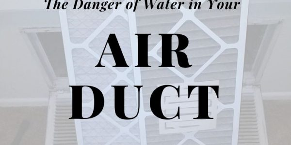 Water in Air Duct