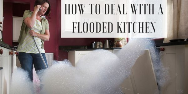 How To Deal With a Flooded Kitchen